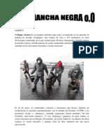 Reportaje del derrame de petróleo en las islas galapagos-1