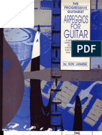 Don Latarski - Arpeggios for Guitar