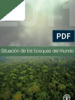 Informe Situacion de Los Bosques en El Mundo