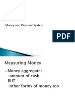 Money and Payment System