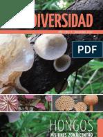 Biodiversidad de Hongos