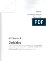 GIS Tutorial Updated for ArcGIS 9.3 - Tutorial 6 (pag 193 - pag 231)