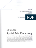 GIS Tutorial Updated for ArcGIS 9.3 - Tutorial 8 (pag 271 - pag 302)