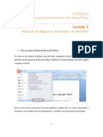 Leccion PowerPoint 02