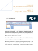 Leccion PowerPoint 01