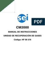 Tec HF06576 CM2000 Manual Instrucciones