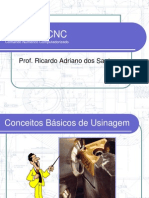 Curso Basico de Usinagem