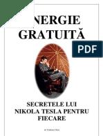 Vladimir Utkin - Energie Gratuita - Secretele Lui Tesla Pentru Fiecare