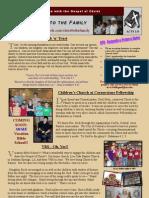 C2F Newsletter June 2013
