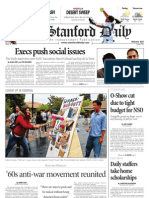 05/04/09 The Stanford Daily [PDF]