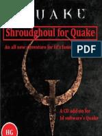 Shroudghoul for Quake Manual