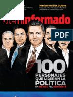 Revista de Negocios Bien Informado Abril Los 100 Personajes Mas Influyentes en La Polilitica