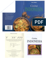 Cocina Indonesia (Anne Wilson)