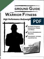 Bodyweight-Underground Guide to Warrior Fitness -EnAMIT