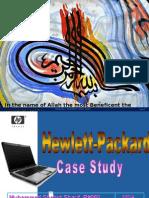 Management HP Case Study Ppt