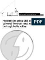 Diversidad e Interculturalismo