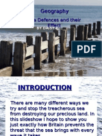 Many Meters Apart Were Groynes