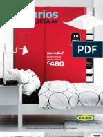 Catalogo IKEA Armarios 2013 Canarias