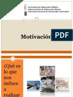 Motivacion TUTORIA