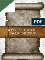 A Perpetuidade Da Lei de Deus - Charles Spurgeon