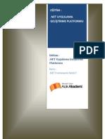 Modul1-2 dotNet Uygulama Geliştirme Platformu.pdf