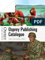 Osprey Catalogue 2013 (UK)
