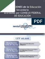 Orientaciones 2013
