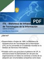 ITIL Bibliotecadeinfraestructura