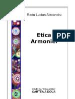 Etica Armoniei Radu Lucian Alexandru