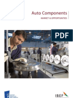 Indian Auto Components Industry Report 230608