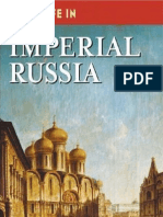Daily Life in Imperial Russia