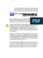 Motherboard Manual Ga-8i865gvmk e