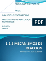 mecanismo de reaccion EXPOSICION.ppt.pps