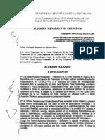 08 - Primer Pleno Extraordinario de Salas Penales - 2012