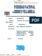 INFORME DE LABORATORIO  -PRIMERA PRACTIC