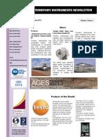 TI Newsletter Issue 2 2013
