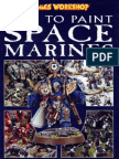 Warhammer 40K - How to Paint Space Marines