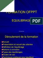 OFPPT equilibrage