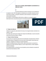 LA IGLESIA DE SAN PEDRO DE K´ACHA SICUANI CUSCO -HISTORIA