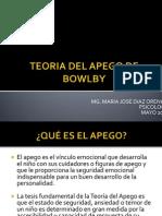 Teoria Del Apego de Bowlby 2