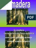 Presentacion La Madera