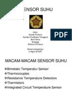 MACAM-MACAM SENSOR SUHU (BACA).ppt