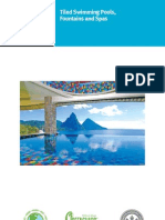 LATICRETE Tiled Swimming Pools, Fountains and Spas Technical Design Manual