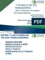 planillas PERUANA MYPES