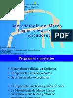 Cepal 2008. Mat Marco Logico Matriz_de_Indicadores