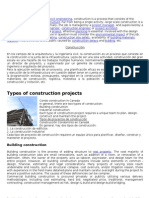 Construction Types