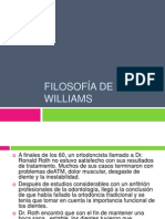 Filosofía de Roth - Williams