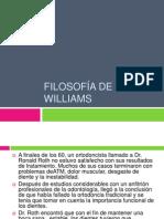 Filosofía de Roth - Williams