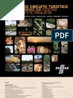 Catálogo Institucional Projeto do Circuito Turístico Caminhos do Centro-Oeste Paulista