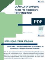 Resolução COFEN 300-05
